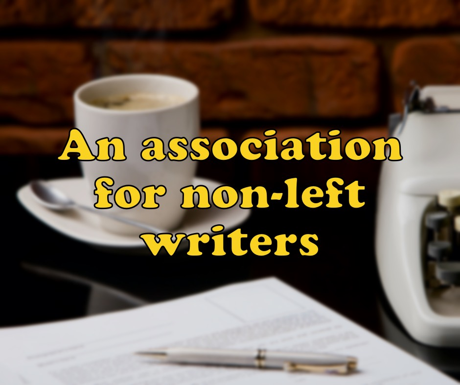 An association for non-left writers