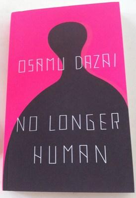 Osamu Dazai, No Longer Human (cover)