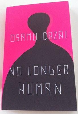 Osamu Dazai, No Longer Human cover