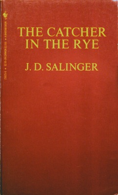 The Catcher in the Rye cover