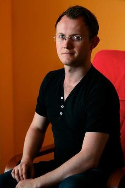 Author Ben Hourigan in The Age